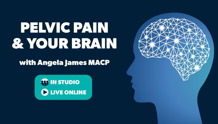 Pelvic Pain & Your Brain Graphic